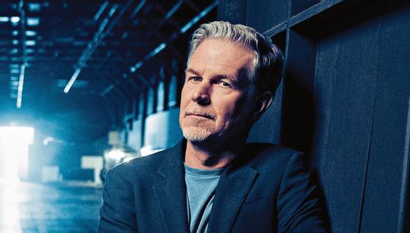 Reed Hastings es el actual CEO de Netflix. Ha dicho estar en contra del teletrabajo porque no permite que los equipos se reúnan y tengan reuniones creativas. (Foto: Netflix)