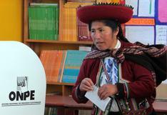 Elecciones Perú 2021: paso a paso para elegir tu local de votación