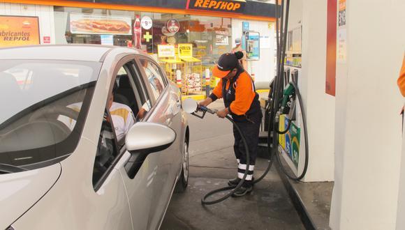 Gremio pide reactivar la industria nacional de hidrocarburos para atenuar la subida del precio de combustibles. (Foto: GEC)