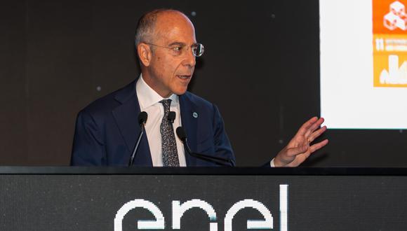 Francesco Starace, CEO global de Enel