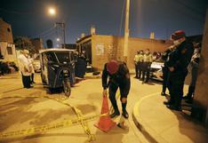 Callao: sicario que se hizo pasar como pasajero asesinó de cuatro balazos a mototaxista de 19 años