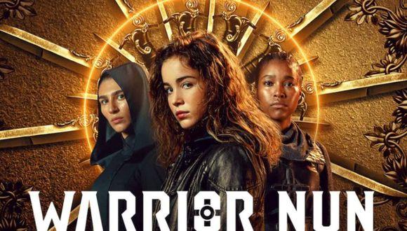 Warrior Nun está creada a base de una historia real (Foto: Netflix)