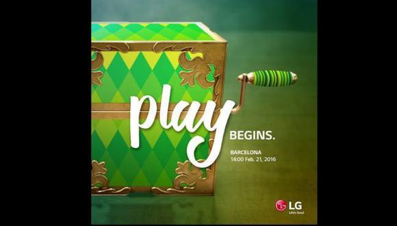 LG presentó el LG G5 y otras novedades en el MWC 2016