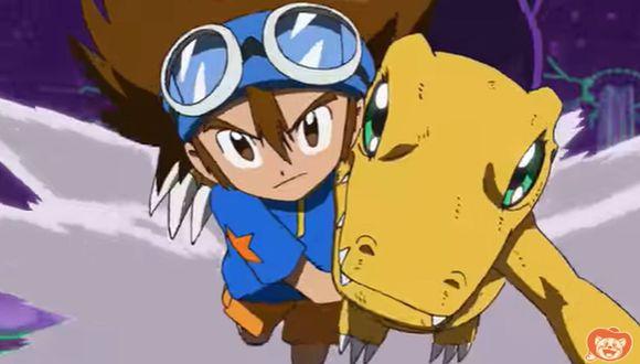 """""""Digimon"""": reinicio del anime reveló su tráiler oficial y fecha de estreno. (Foto: Captura)"""
