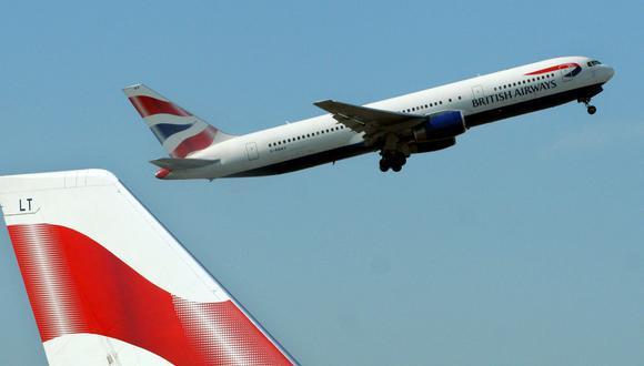 """British Airways: el vuelo de Orlando a Londres que debía durar 8 horas y se convirtió en un """"viaje infernal"""" de tres días. (Foto referencial, AP)."""