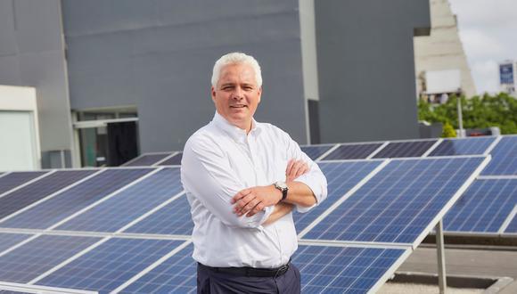 """""""Los próximos proyectos eléctricos en el Perú serán de energías renovables. No vemos más proyectos termoeléctricos (en el horizonte)"""", señala Rik de Buyserie."""