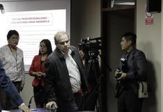 PJ deja al voto pedido para variar comparecencia con restricciones al hijo de Luis Nava