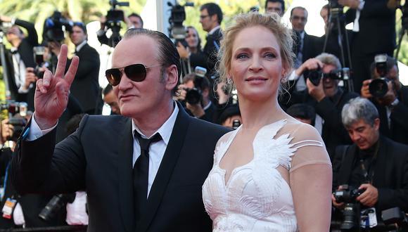Uma Thurman acusó a Quentin Tarantino de negligencia por obligarla a grabar una peligrosa escena en Kill Bill. (Fuente: AFP)