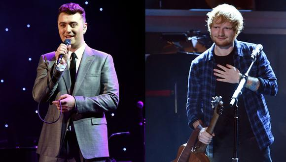 Brit Awards: Sam Smith y Ed Sheeran en gran duelo de premios