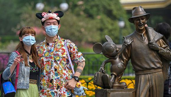 El grupo Disney opera parques de atracciones en Estados Unidos, Asia y Europa. (Foto: AFP)
