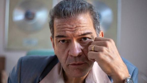 """César Bordón fue el encargado de interpretar a Hugo López en """"Luis Miguel, la Serie"""" (Foto: Netflix)"""