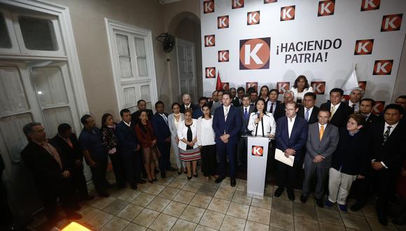 Fiscal José Domingo Pérez solicitó la suspensión de actividades políticas de Fuerza Popular. (Foto: Geraldo Caso Bizama / GEC)