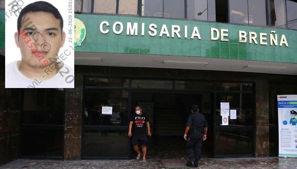 Li Gálvez fue detenido por drogas y tenencia de municiones. (Foto: El Comercio)