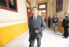 Vladimir Cerrón: La única deslegitimación de Pedro Castillo sería crear una hoja de ruta y no aplicar el programa de gobierno