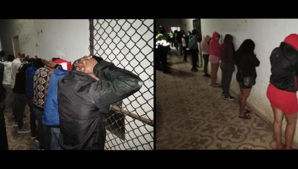 Piura: bar clandestino funcionaba a puerta cerrada y encuentran a unas 30 personas tomando (Foto: Municipalidad de Talara)