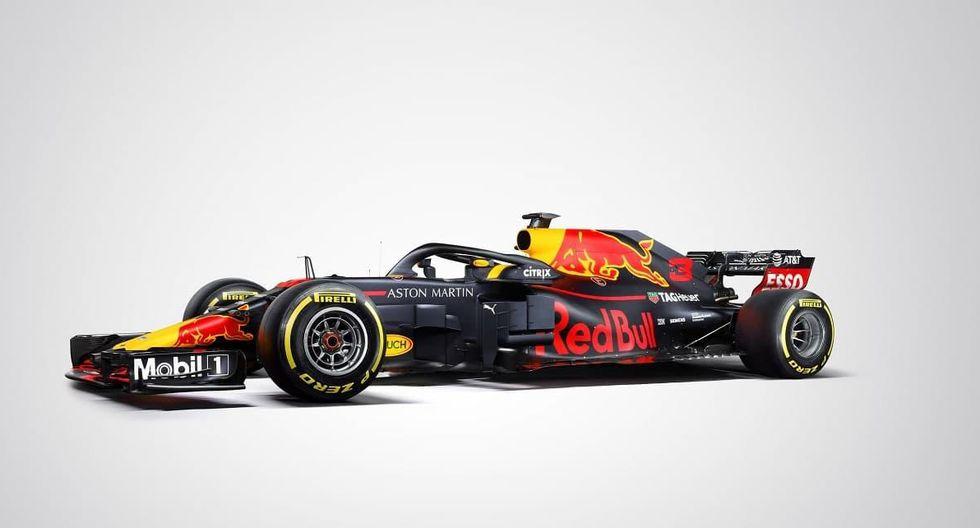 Max Verstappen fue el encargado de poner a prueba el diseño final del RB14. (Fotos: Red Bull).