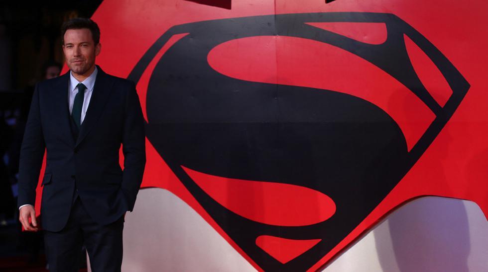 """""""Batman V Superman"""": elenco guardó silencio por Bruselas - 9"""