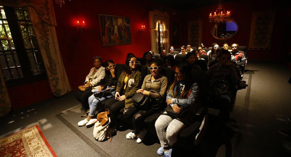 Abre de martes a domingo de 10 a.m. a 6 p.m.(Foto: Archivo El Comercio)