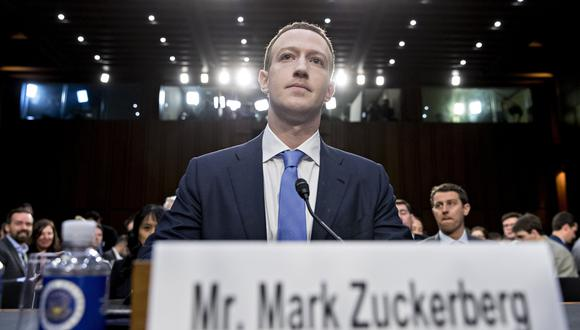 Facebook: Sigue en vivo la presentación de Mark Zuckerberg ante el Congreso de Estados Unidos. (Bloomberg).