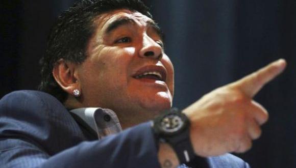 "Diego Armando Maradona: ""Di Stéfano me enseñó muchas cosas"""