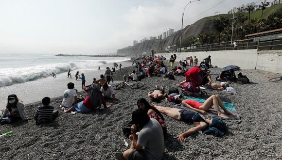 La Presidencia de Consejo de Ministros estableció medidas concretas respecto al acceso de playas para mitigar avance de la pandemia del COVID-19. (Foto: GEC)