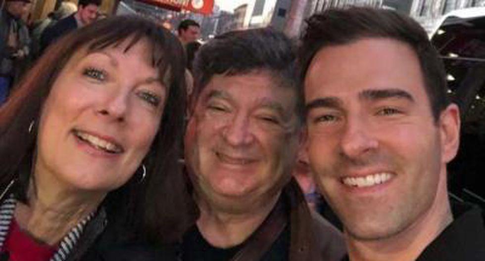 Adam Kuperstein revela que su padre falleció en soledad en un hospital de Nueva York. (Foto: Instagram)