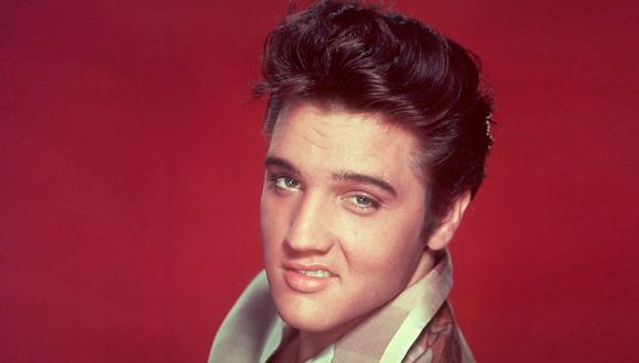 "Elvis Presley, ""The King"" (Foto: Bogart)"