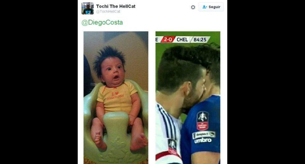 Los memes del mordisco de Diego Costa en la FA Cup [GALERÍA] - 4