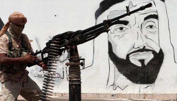 Emiratos Árabes Unidos se involucró en la guerra de Yemen, que dura ya seis años. (Foto: AFP).