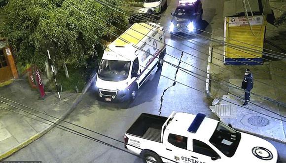 Cierran calles entre el límite de Lince y Jesús María tras muerte de hombre dentro de su vivienda. (Foto: Municipalidad de Jesús María)