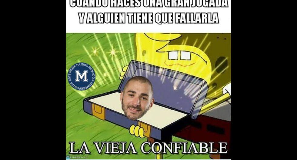 Real Madrid-Atlético de Madrid: así se comenta derbi con memes - 33