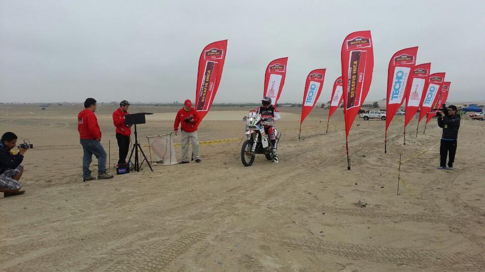 Desafío Inca 2014: imágenes del inicio de la competencia - 4