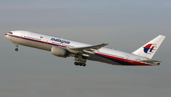 El avión de Malaysia Airlines regresó al aeropuerto de Melbourne 20 minutos después de su despegue. (AP).