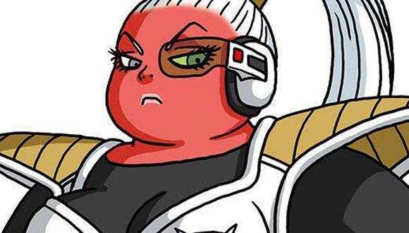 Dragon Ball Z: Bonyu, la nueva integrante de las Fuerzas Especiales Ginyu en Kakarot (Foto: Twitter)