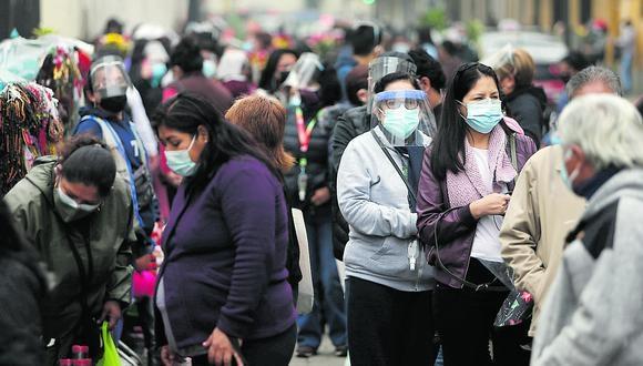 La variante Delta del COVID-19 es la que ahora predomina en el país con más de 500 casos reportados. El ministro de Salud alertó que los contagios se pueden disparar en cuestión de días   Foto: Jorge Cerdan / @photo.gec / Referencial