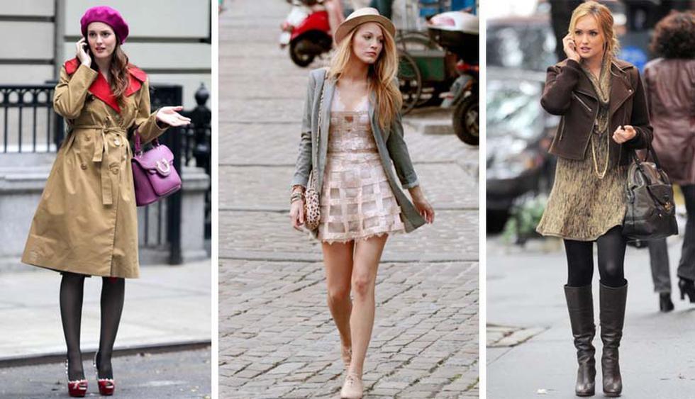 Según se sabe, reconocidos diseñadores y casas de moda pugnaban por vestir a las protagonistas de Gossip Girl. Blair Waldorf, Serena van der Woodsen, Ivy Dickens y Jennifer Humphrey eran las chicas con más estilo. (Foto: Difusión)