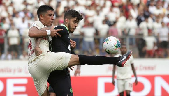 La jornada 7 del Apertura de la Liga 1 se interrumpió el fin de semana. (Foto: Fernando Sangama / GEC)