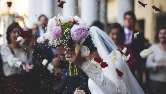Una novia recibió una gran sorpresa en el día de su boda de parte de una de sus damas de honor   Foto: Pexels