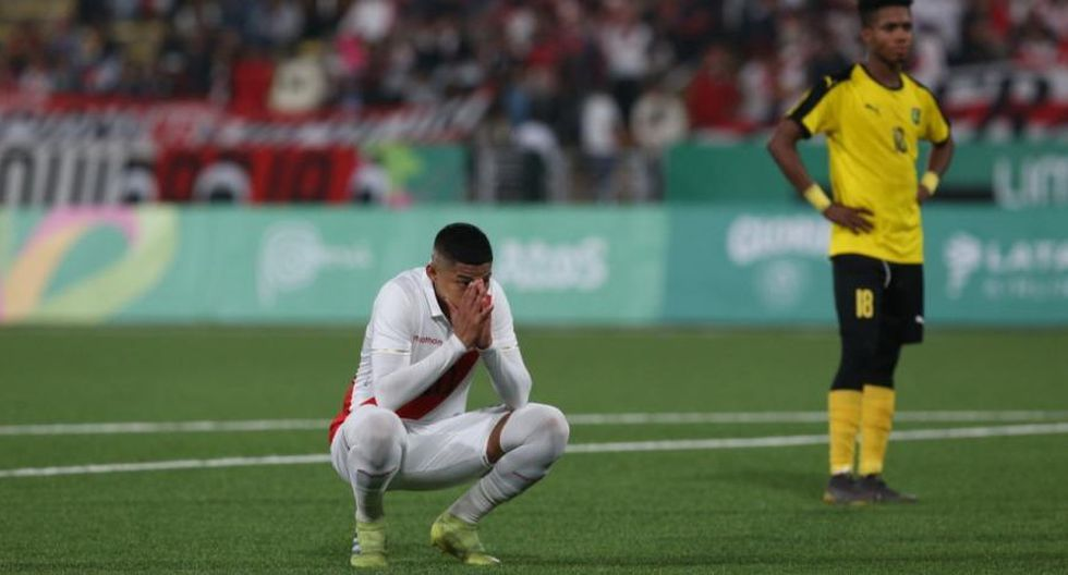 La selección peruana Sub 23 venció por penales a Ecuador y se ubicó séptimo en los Juegos Panamericanos Lima 2019