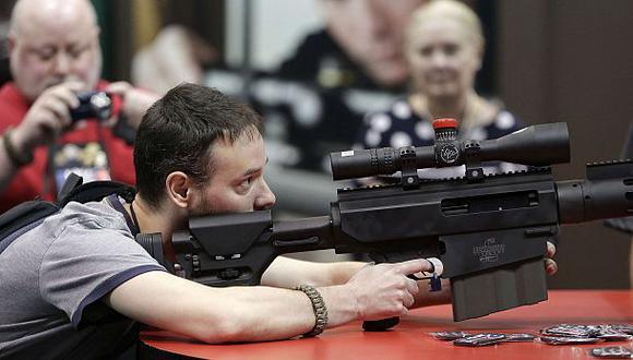 EE.UU.: El Tea Party respalda al poderoso lobby de las armas