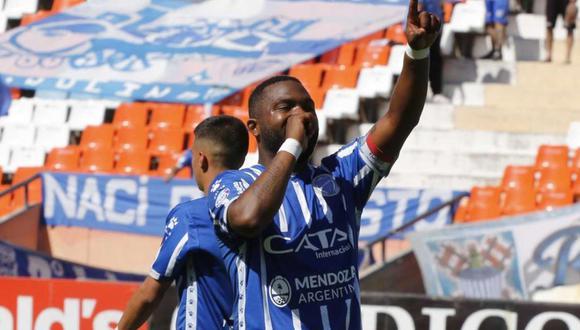 El 'Morro' García era uno de los jugadores más antiguos del actual plantel de Godoy Cruz. (Foto: Godoy Cruz)