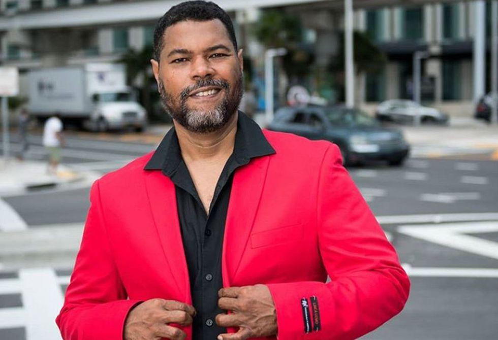 El Chombo nació el 27 de noviembre de 1969 en Ciudad de Panamá. (Foto: Instagram El Chombo)