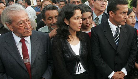 """Isaac Humala: """"El gobierno es una reunión de amiguitas"""""""