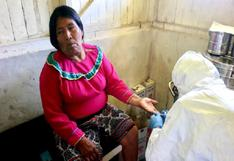 Ucayali: equipos de respuesta rápida realizaron pruebas de descarte COVID-19 a casi 16 mil personas en sus domicilios