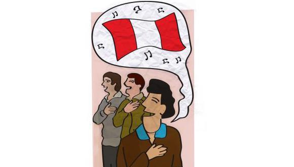 Un cuento dominical: La canción más peruana