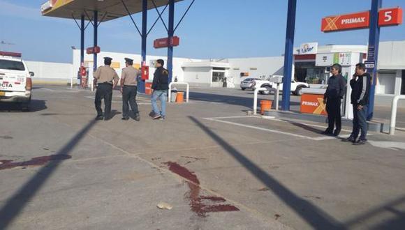 Operación policial busca dar con asesinos de agente
