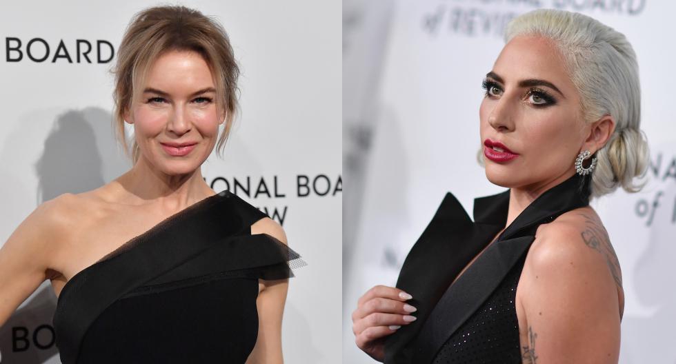 """Más de una celebridad se decantó por un look """"total black"""" para la gala de los National Board of Review el día de ayer en Nueva York, demostrando que esta tonalidad nunca tiene pierde. (Fotos: AFP)"""