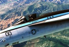 La expansión de Top Gun del juego Microsoft Flight Simulator se retrasa a mayo de 2022