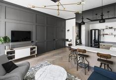 Este acogedor departamento de solo 49 m2 te permite vivir en armonía | FOTOS