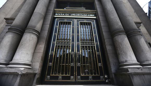 La Bolsa de Valores de Lima. (BVL) (Foto: Jesus Saucedo | GEC)